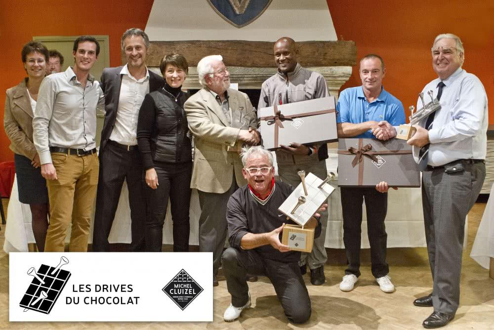 DRIVES DU CHOCOLAT - Remise Trophée