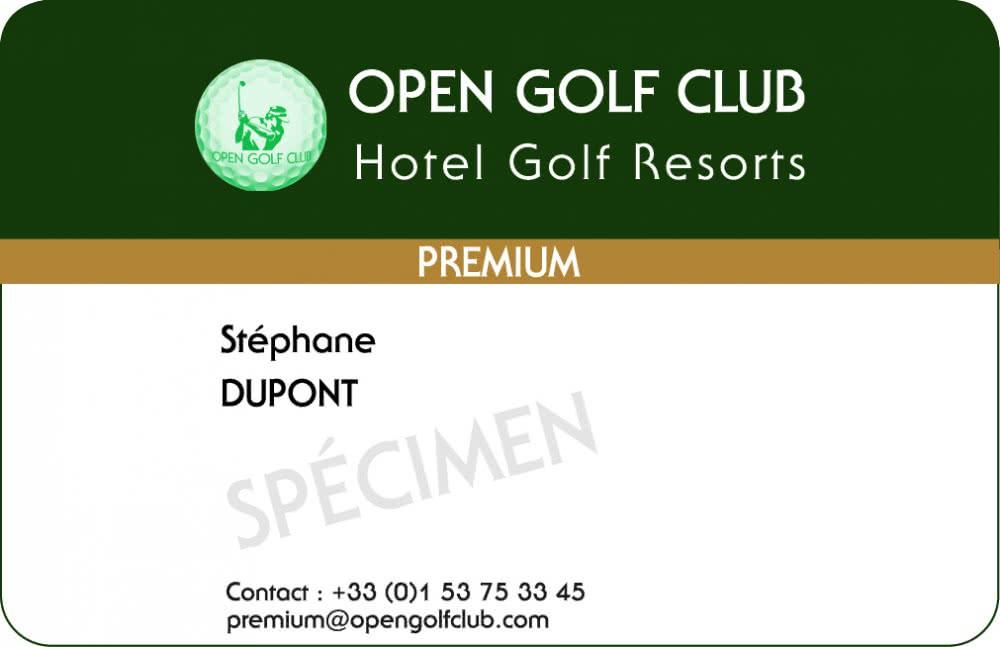 Carte Premium OGC