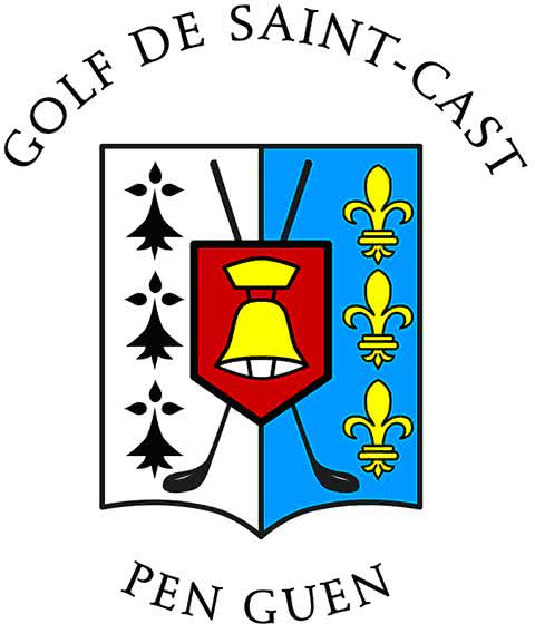 logo Golf St Cast