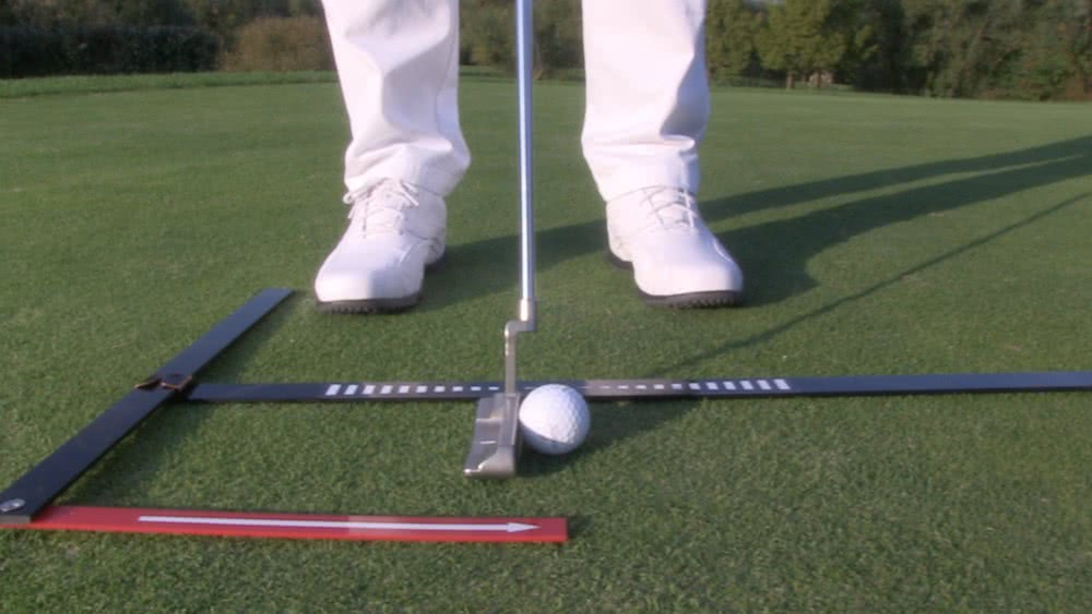 Exercices de putting
