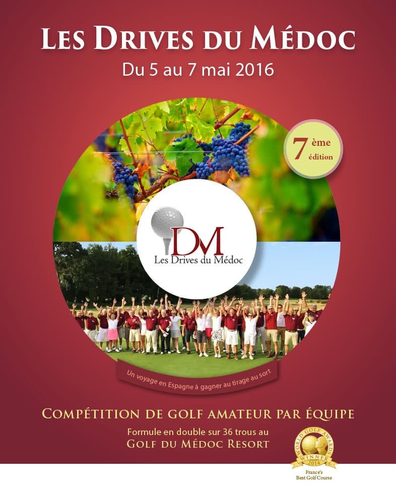 Visuel Drives du Medoc 2016