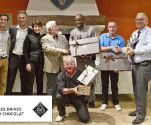 Les Drives du Chocolat, 1ère édition au PGA Golf du Vaudreuil