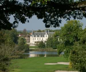 Le chateau d'Augerville & Troon
