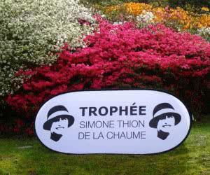 17ème Edition du Trophée Simone Thion de la Chaume
