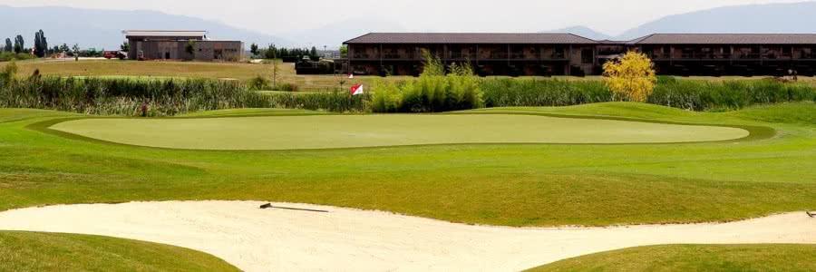 Jiva hill golf club le synth tique c 39 est fantastique for Le jardin jiva hill