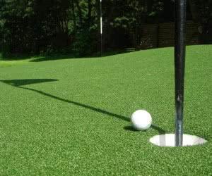 Jiva Hill Golf Club : Le synthétique, c'est fantastique