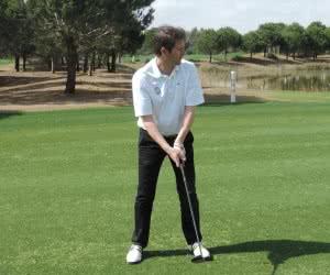 Portrait de David Soussan, Directeur du golf du Lesigny-Réveillon