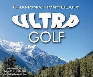 Ultra Golf de Chamonix, saison 2016