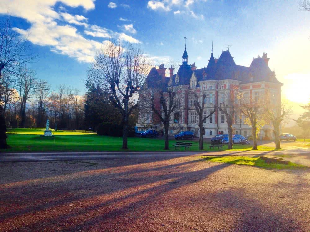 Le Club-House de Troyes La Cordeliere