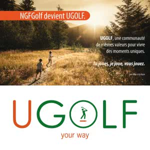 I want you for UGOLF !