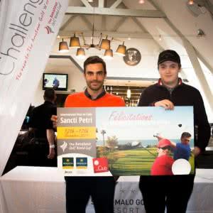 Finale 2016 du Challenge LeClub Golf à Saint Malo