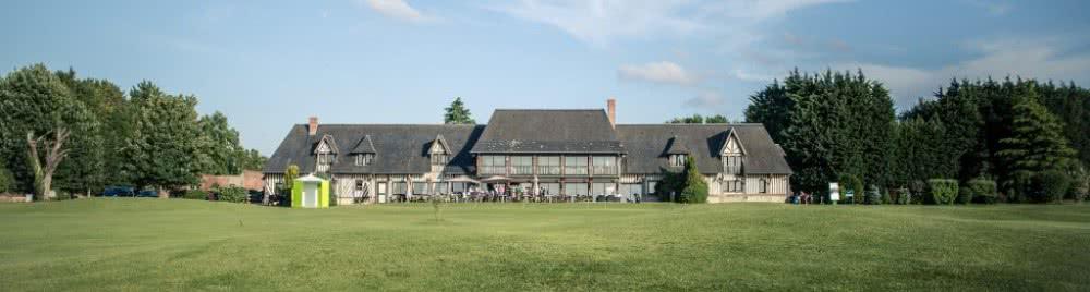 Le Club-house de Deauville Saint-Gatien
