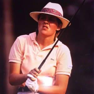Portrait de Karine Espinasse, Directrice du golf des Yvelines
