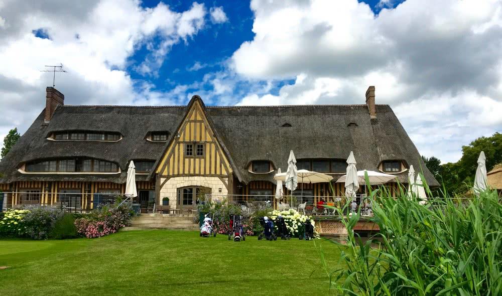 Le Club-house du PGA Vaudreuil
