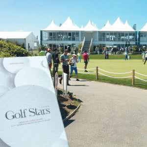 Le HNA Open de France au Golf National