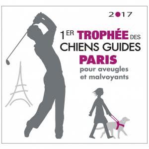 1er Trophée des Chiens-Guides de Paris