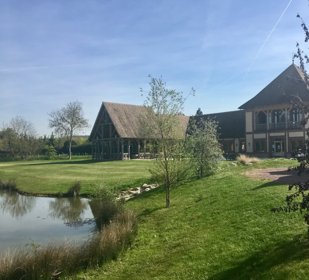 Club-House de Golf Parc Hersant