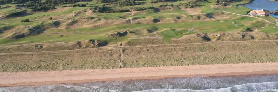 Les links de golf leur d finition entre terre et mer - Definition de puriste ...