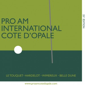 25ème Pro Am international Côte d'Opale