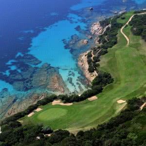 La Corse des golfs