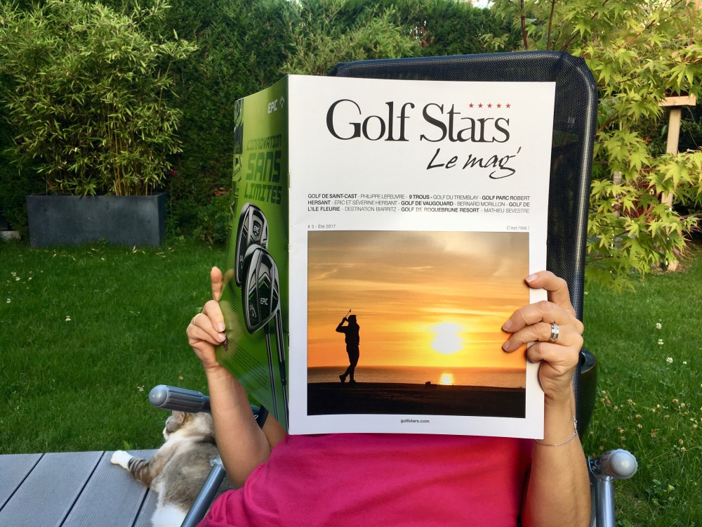 Golf Stars Le Magazine été 2017