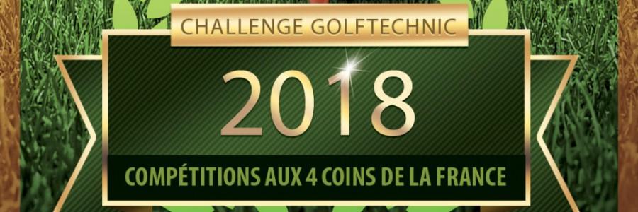 Golf Technic, Challenge GT 2018
