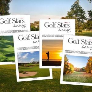 Golf Stars Le Mag', le magazine des golfs