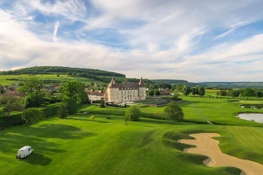 Le Golf-Hotel du Chateau de Chailly en Bourgogne