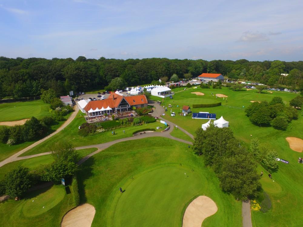 Le Golf-Hotel 4 étoiles de AA Saint-Omer
