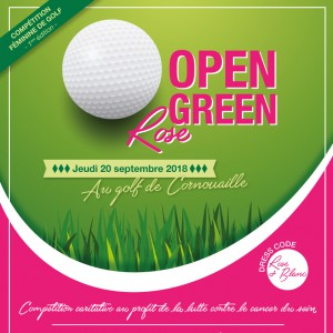 Le golf contre le cancer du sein au Golf de Cornouaille
