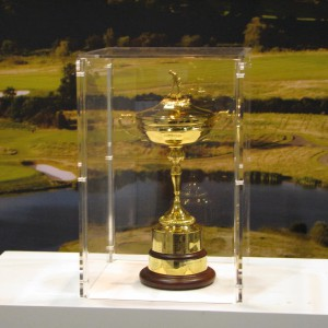 2018 Ryder Cup's program in France