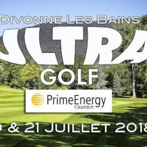 Ultra Golf 2018 au Golf de Divonne Les bains