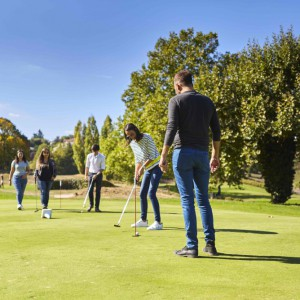 Bluegreen prolonge les initiations au golf