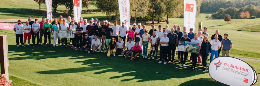 Finale nationale de The Amateur Golf World Cup