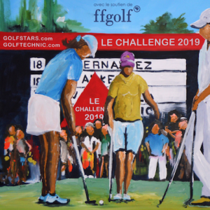 Le Challenge 2019 By Golf Stars et Golf Technic