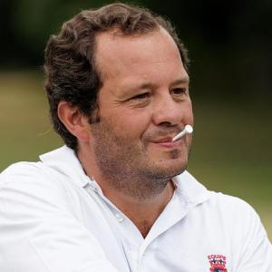 Portrait de Laurent Gautier, Capitaine de l'Equipe de France de golf