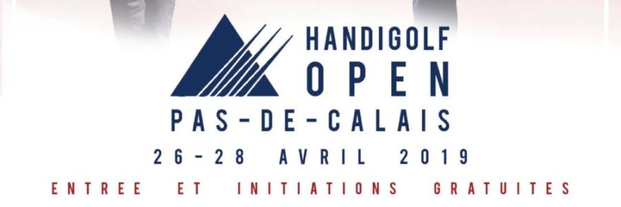 Handigolf Open du 26 au 28 avril 2019 à l'AA Saint-Omer