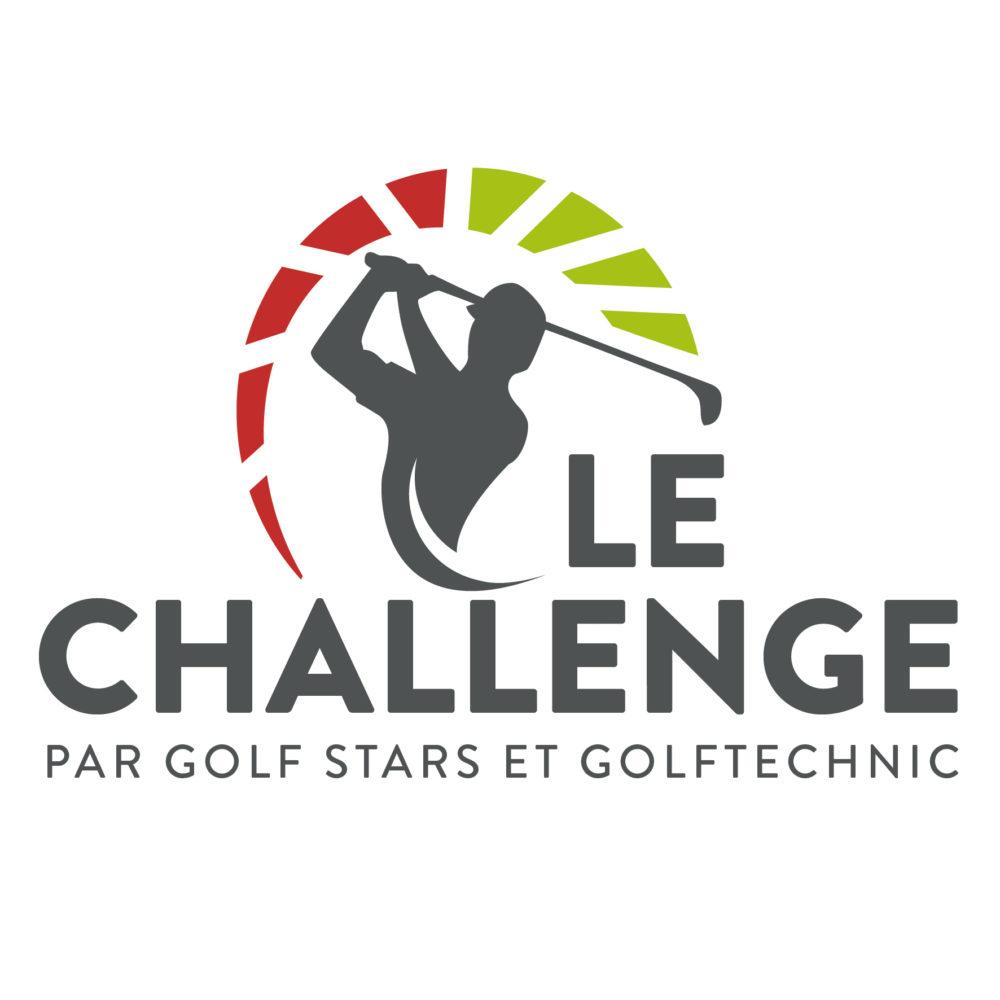 logo le challenge Golf Stars et Golf Technic