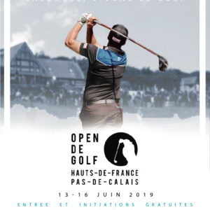 Open de Golf Hauts de France – Pas de Calais 2019