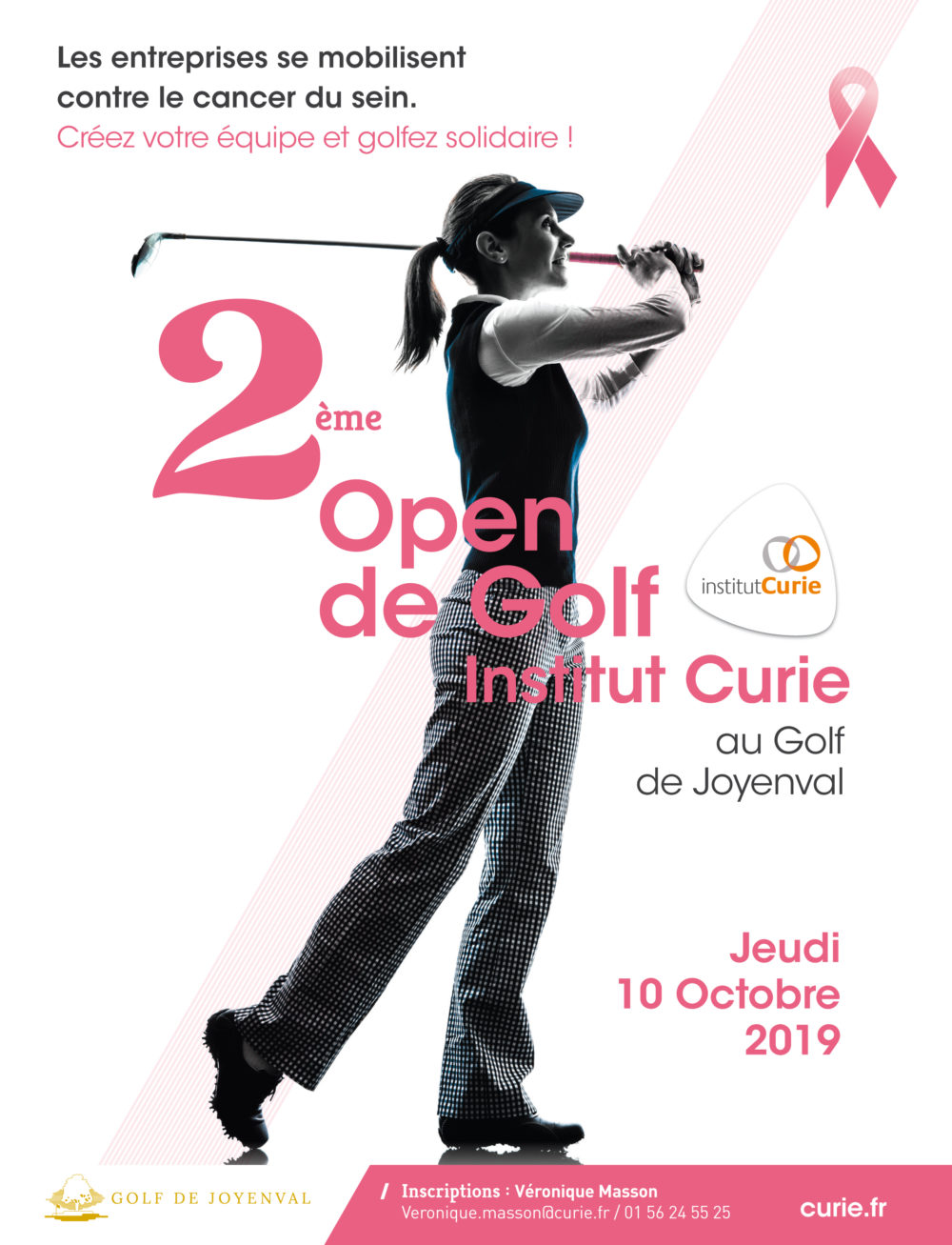 2ème Open de Golf Institut Curie