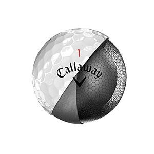 Balle Callaway Chrome Soft X