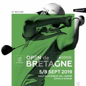 La Bretagne fait son Open début septembre 2019