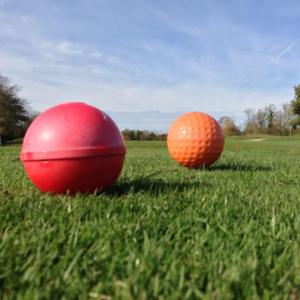 Classement, index et couleur de boules de départ au golf