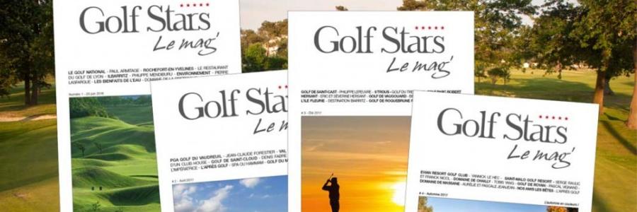 Le Magazine de Golf des Golfs