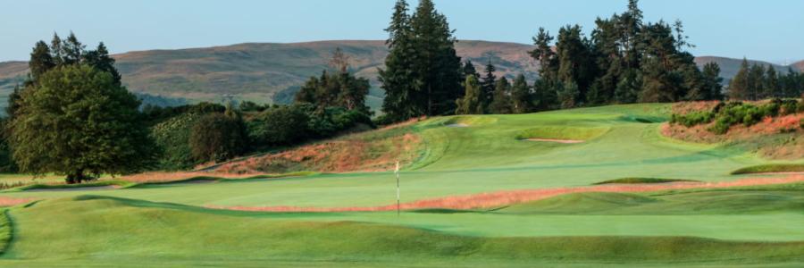 Gleneagles, Golf, Resort, Ecosse et histoire