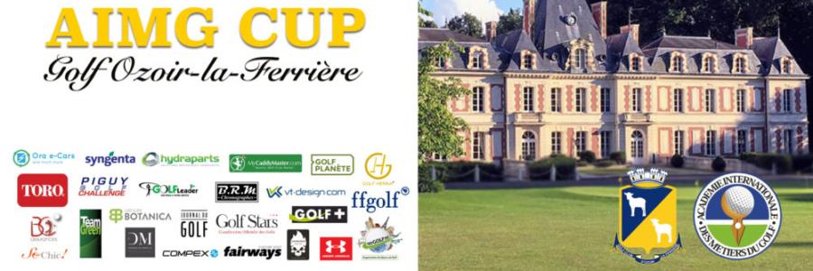 AIMG cup le 07 avril 2020 au golf d'Ozoir La Ferrière