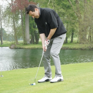 Le Putting golf à la maison