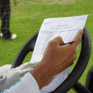 Compétitions de golf et classement