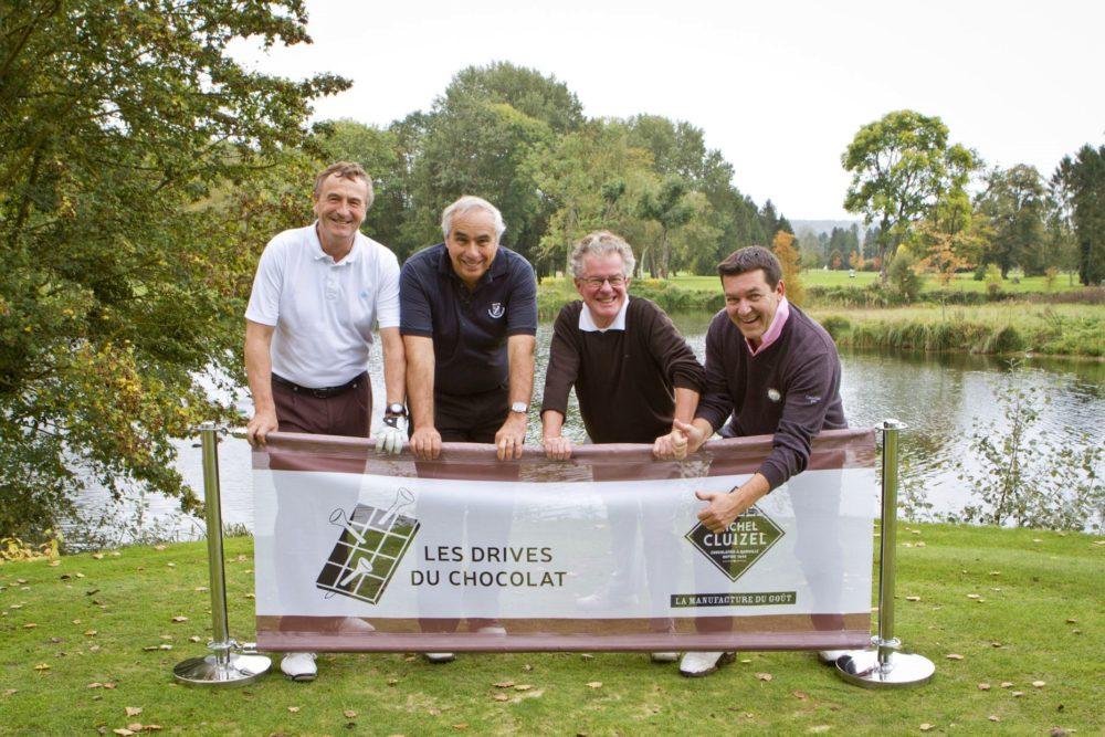 Claude Granveaud-Vallat et Stephane Coudoux au PGA Golf du Vaudreuil en 201414