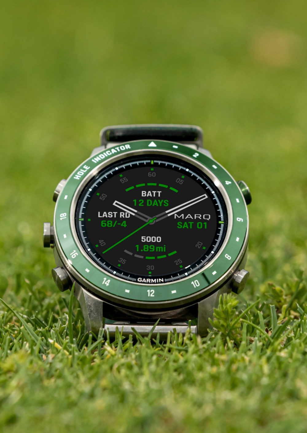 La Montre Garmin 2020 Marq Golfer